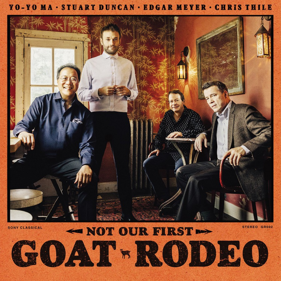 Yo-Yo Ma / Not Our First Goat Rodeo (1LP 透明彩胶)